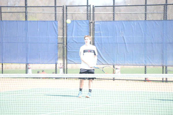 Boys' Tennis: GA vs Friends Central (varsity)