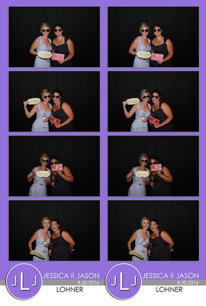 Jessica & Jason's Wedding August 20, 2016