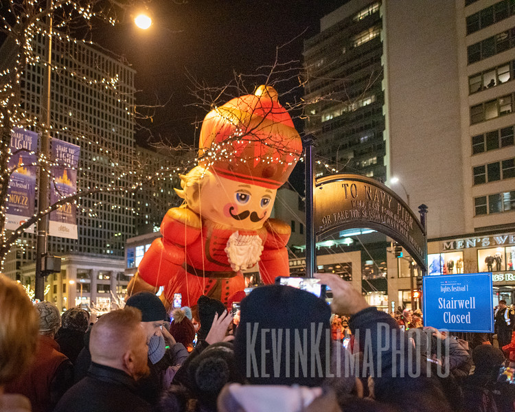 2019 Chicago Holiday Lights Parade