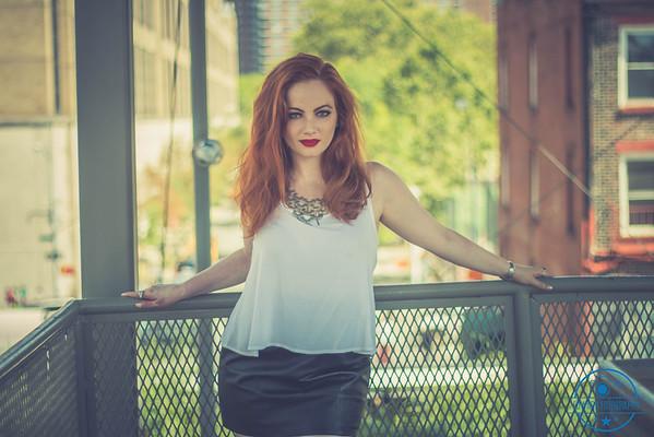 From the Streets: Elena Blueskies