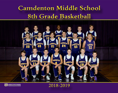 CMS Boys Basketball 2018-2019