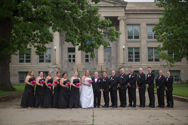 Bridal Party East High
