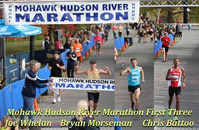 Mohawk Hudson River Marathon and Hannaford Half Marathon