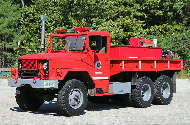 Forestry 1 1975 Am General 125 / 1000