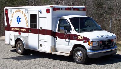 Volunteer Lifesaving & Rescue Squad (Former)