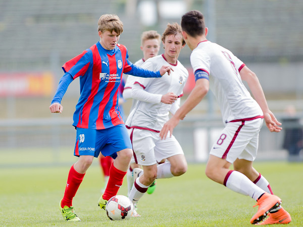 U16: Sparta - Plzeň 3:0