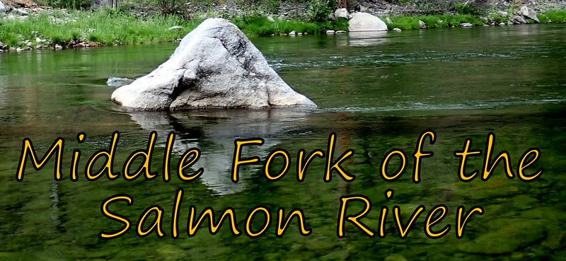 Middle Fork Salmon River Idaho