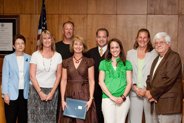 School Awards - Board Meeting