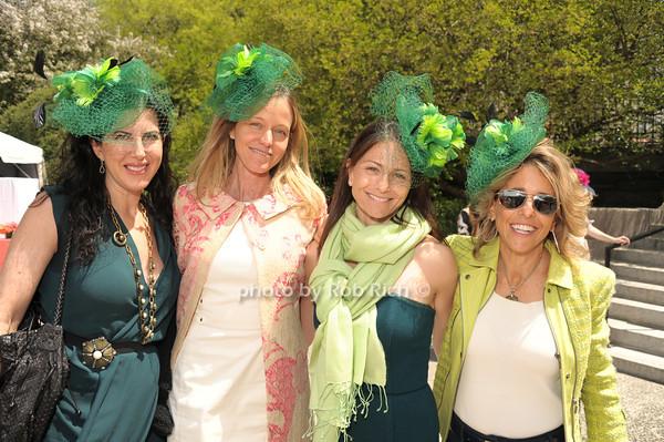 Lauren Muss, Hilary Landis,  Debra Kern, Pam Liebman photo by Rob Rich/SocietyAllure.com © 2014 robwayne1@aol.com 516-676-3939