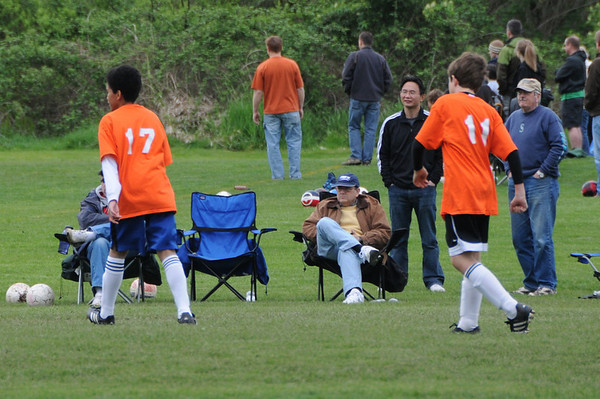 Grizzley's Soccer May 1, 2010