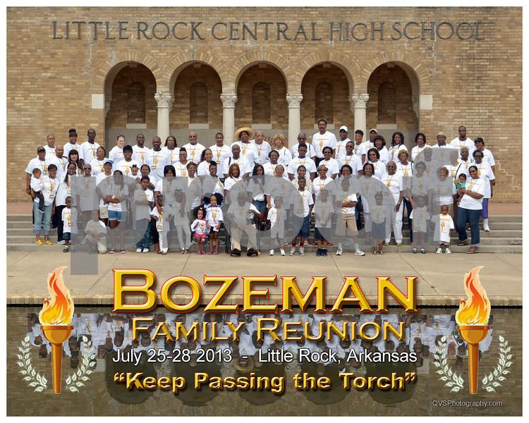 Bozeman Family Group 2013