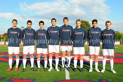 Soccer, Boys H.S. Varsity, St. John the Baptist vs Holy Trinity (10-21-08)