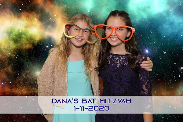 Dana's Bat Mitzvah