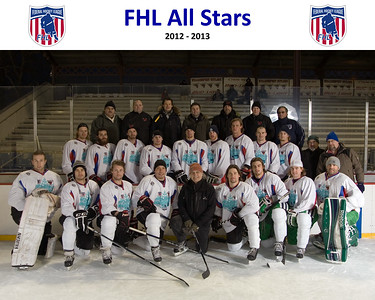1/2/2013 - FHL All-Star Game