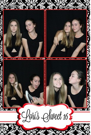 Lori's Sweet 16