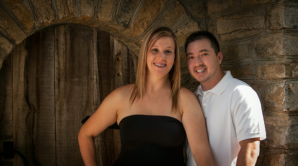 Jamie and David - Engagement Photos  - June 2014