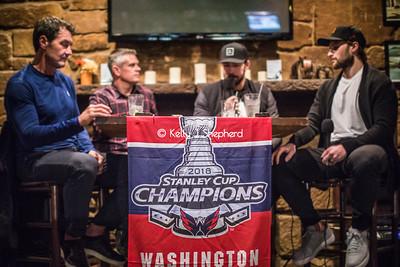 Washington Capitals Q&A at McMahons Irish Pub