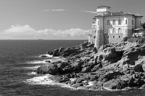 Mare Tirreno (Castello Boccale)