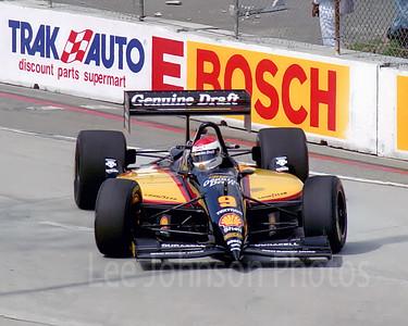 1995 CART Long Beach