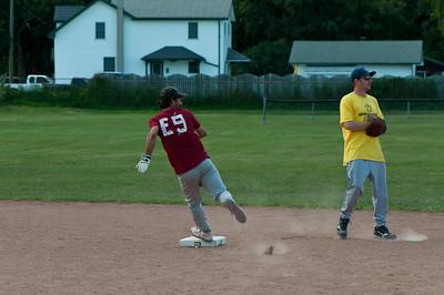 Maroons - Durham East Softball - Aug 19, 2012