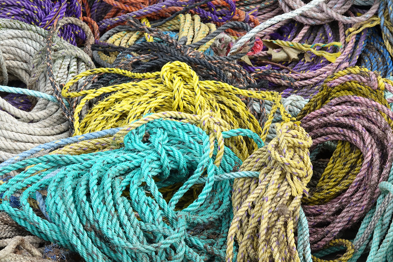 Lobster trap ropes, Boothbay Harbor Me..jpg