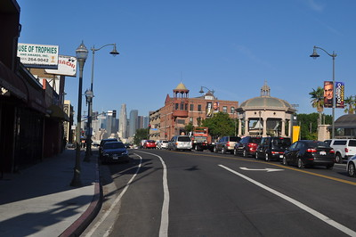 Boyle Heights - 1ST STREET