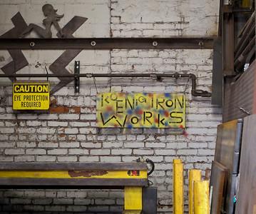 2013-05-09 Koenig Ironworks Web Site