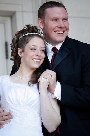 Mike & Kim Treter Wedding