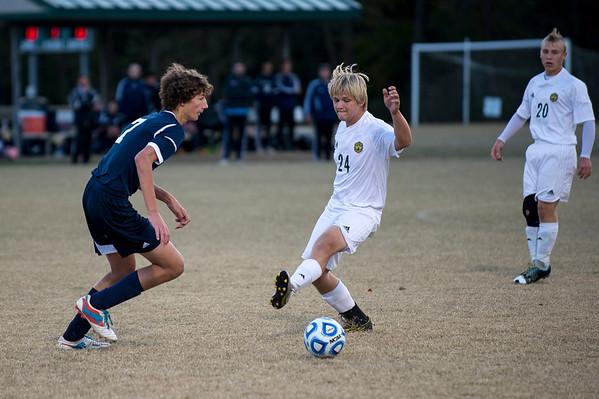 PHS Wins Semi-State Soccer 2013-10-26
