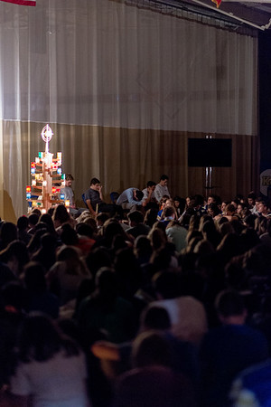 Freshman/Sophomore CROSS Evening of Recollection – November 3, 2017