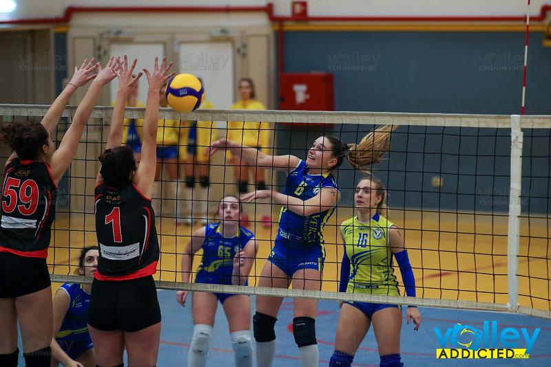 Serie D Femminile 2019/20 Lombardia - 8^ Giornata Geas Volley Karni & Braci 3 - Virtus Cermenate 2 Cinisello Balsamo (MI) - 7 dicembre 2019