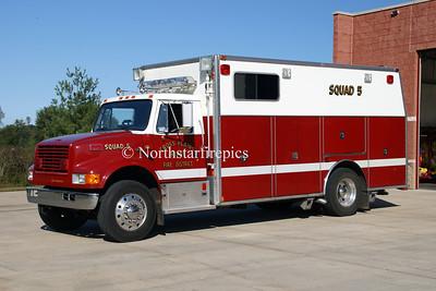 Cross Plans Fire Department