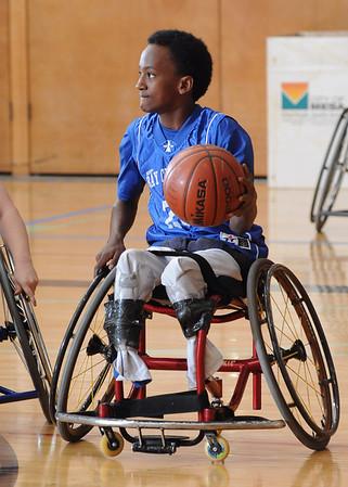 Wheelchair Arizona '09