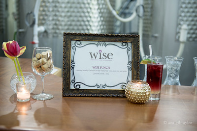 WISE: WIne Tasting Fundraising Event