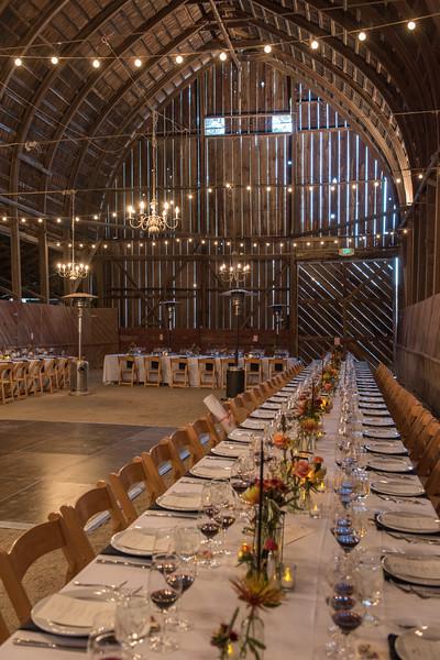 Harvest Winemaker dinner at Thacher.