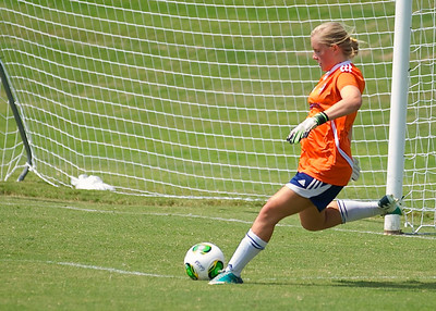 Mary Myers Soccer