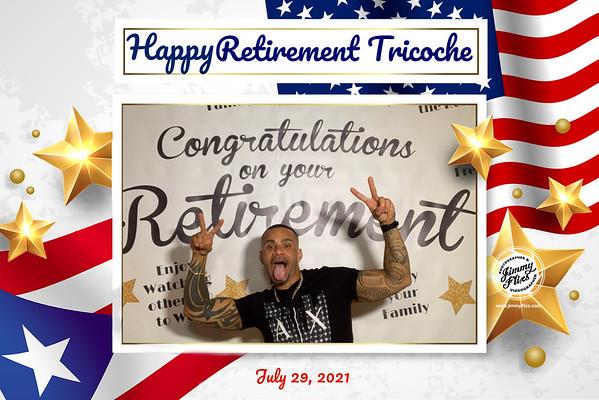 Happy Retirement Party Tricoche