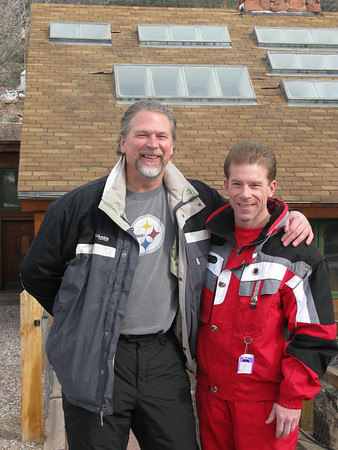 Tom & Geff's Ski Trip.