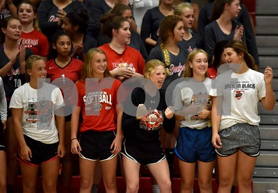 Ames @ Fort Dodge Volleyball 9/8/2016
