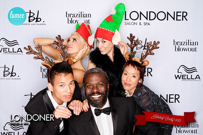 Londoner Holiday Party 2013