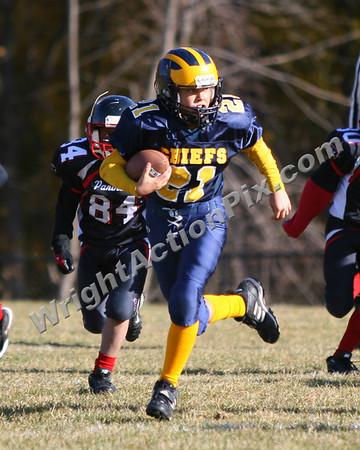 2008 11 01 Chiefs Freshman Blue Game