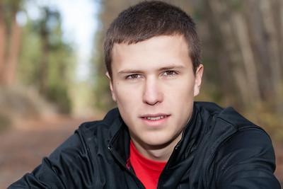 Tyler Brown Senior Photos 2014
