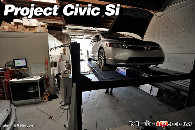 MotoIQ Project Honda Civic SI