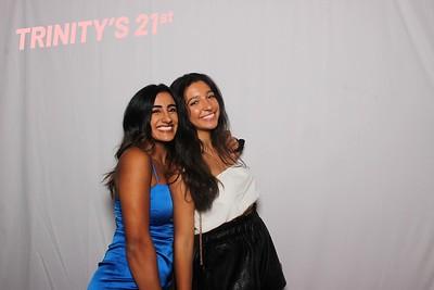 Trinity's 21st