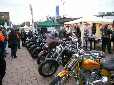 13th June 2010 - Lincoln Bike Festival and Bateman's