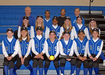Beck Girl's Softball 2009