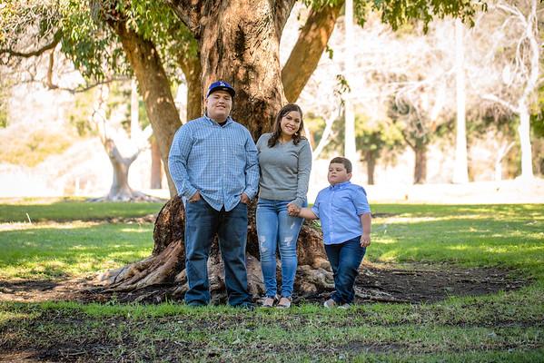 THE ALCANTAR FAMILY