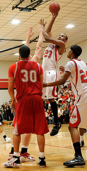 McPherson Mens Basketball 2009-2010