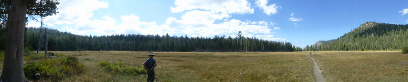 Rich in Big Meadow panorama.