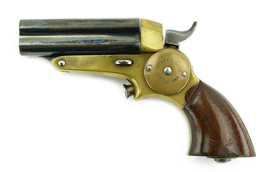 Starr Four Barrel Pepperbox Fourth Model 2